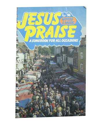 Image for Jesus Praise (Words and Music)  A Songbook for All Occasions
