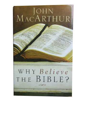 Image for Why Believe the Bible?