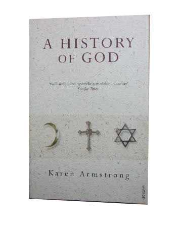 Image for A History of God  From Abraham to the Present: the 4000-year Quest for God