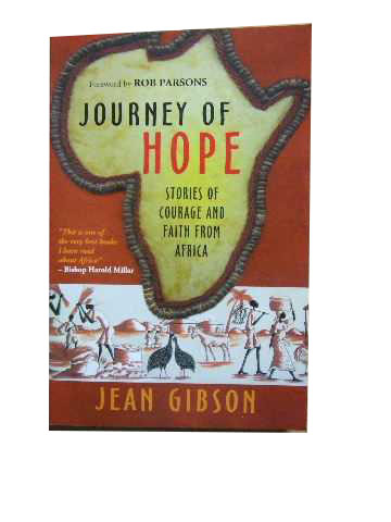 Image for Journey of Hope  Stories of Courage and Faith from Africa