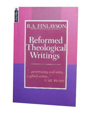 Image for Reformed Theological Writings.