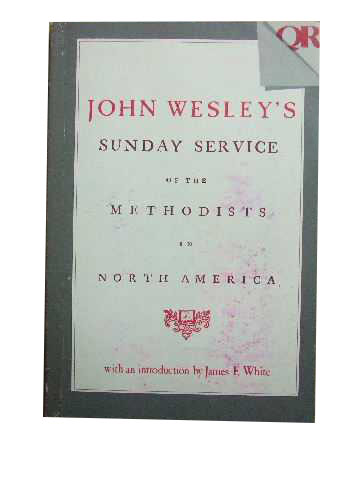 Image for John Wesley's Sunday Service of the Methodists in North America.