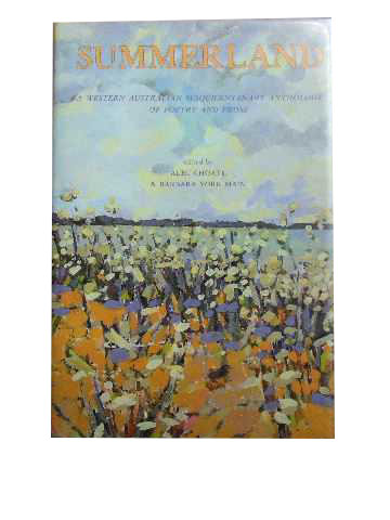 Image for Summerland  A Western Australian Sesquicentenary Anthology of Poetry and Prose