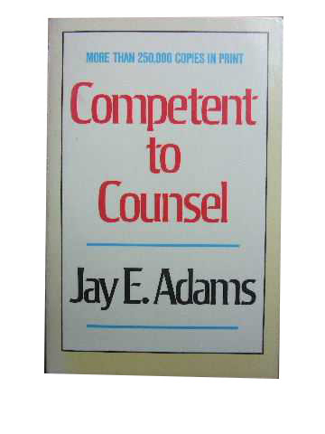 Image for Competent to Counsel.