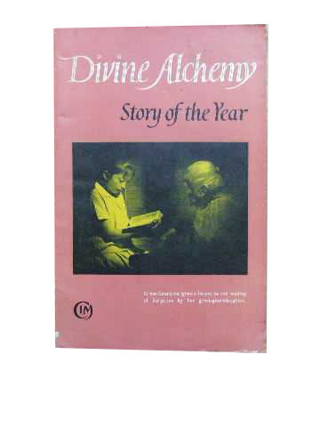 Image for Divine Alchemy  The Story of the Year 1959