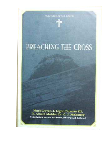 Image for Preaching the Cross.