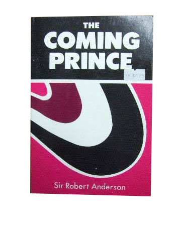 Image for The Coming Prince.