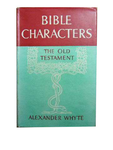 Image for Bible Characters. Volume 1 The Old Testament.