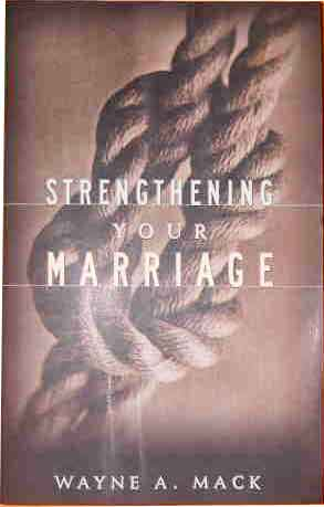 Image for Strengthening Your Marriage.