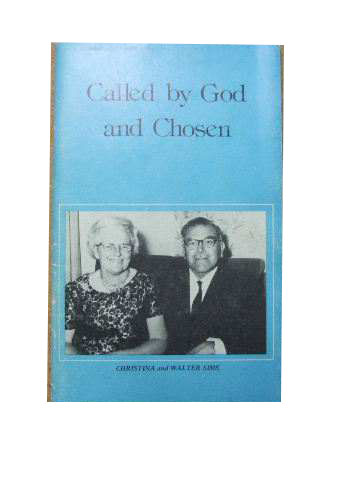 Image for Called by God and Chosen.