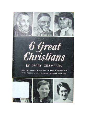 Image for Six Great Christians.