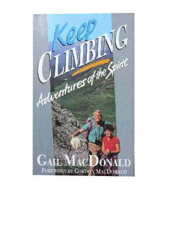Image for Keep Climbing  Adventures of the spirit