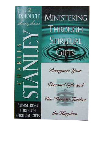 Image for Ministering through Spiritual Gifts.