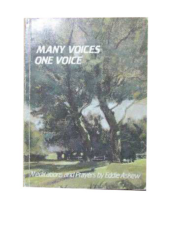 Image for Many Voices One Voice  Meditations and Prayers