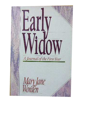 Image for Early Widow:  A Journal of the First Year.