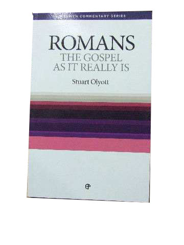 Image for The Gospel As It Really Is. Romans Simply Explained.