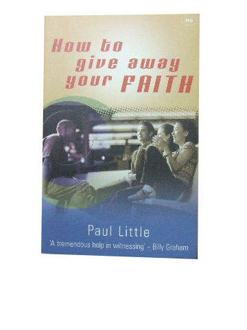 Image for How To Give Away Your Faith.