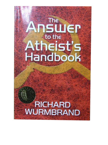 Image for The Answer to the Atheist's Handbook.