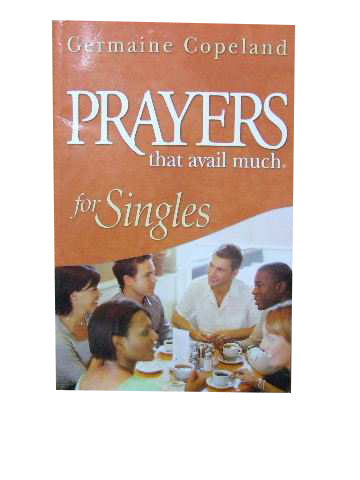 Image for Prayers that avail much for Singles.