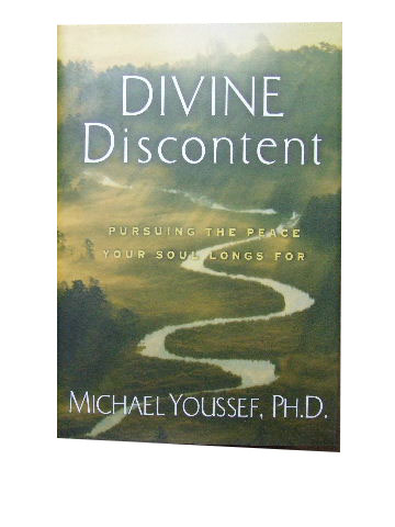 Image for Divine Discontent  Pursuing the peace your soul longs for
