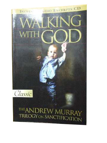 Image for Walking with God  Trilogy on Sanctification