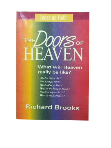Image for The Doors of Heaven  What Will Heaven Really Be Like