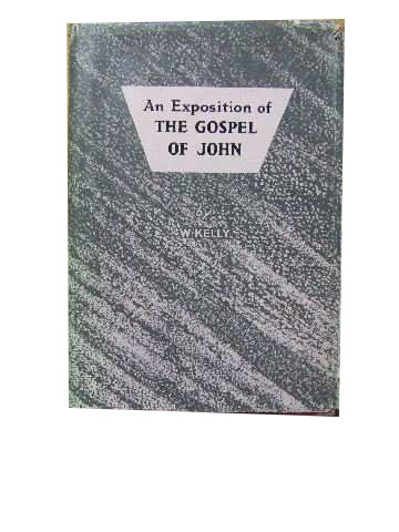 Image for An Exposition of the Gospel of John.