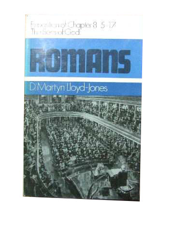 Image for Romans: an Exposition of Chapter 8:5-17  The Sons of God
