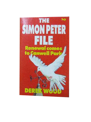 Image for The Simon Peter File  Renewal comes to Canwell Park
