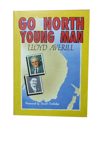 Image for Go North Young Man.