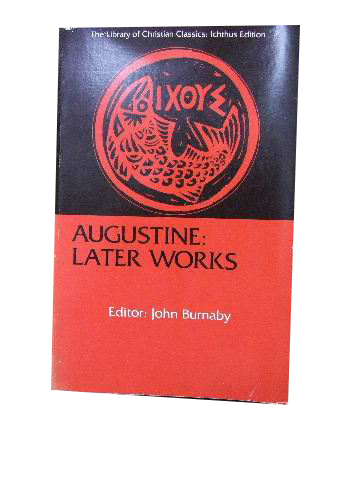 Image for Augustine: Later Works.