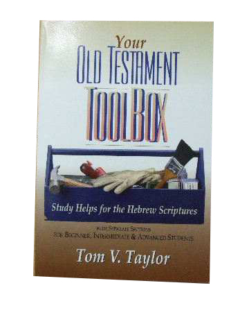 Image for Your Old Testament Tool Box  Study Helps for the Hebrew Scriptures