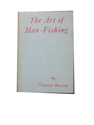 Image for The Art of Man Fishing.