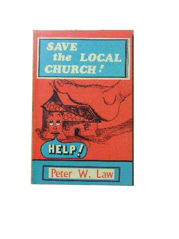 Image for Save the Local Church.