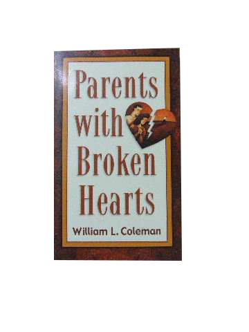 Image for Parents with Broken Hearts.