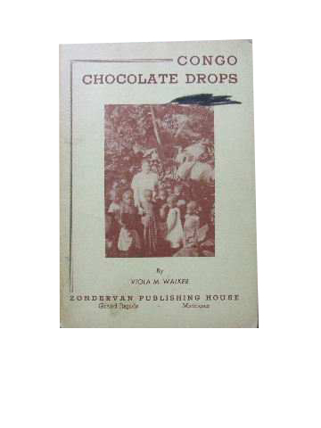 Image for Congo Chocolate Drops.