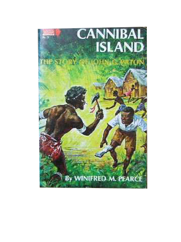 Image for Cannibal Island  The story of John G. Paton