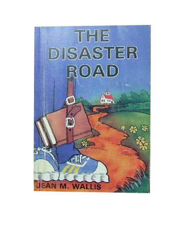 Image for The Disaster Road.