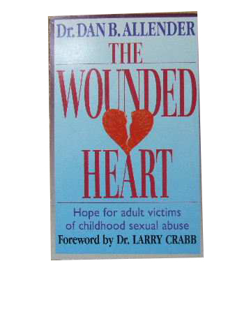 Image for The Wounded Heart  Hope for adult victims of childhood sexual abuse