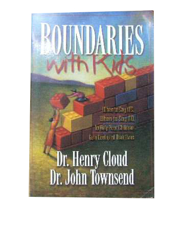Image for Boundaries with Kids.