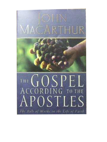 Image for The Gospel According to the Apostles.