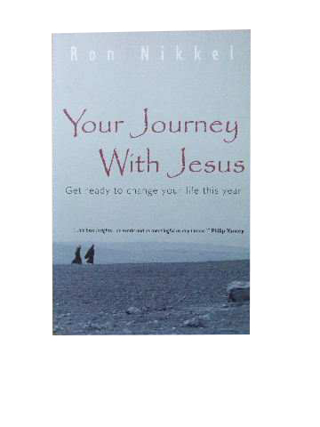 Image for Your Journey with Jesus  Get ready to Change Your Life this Year