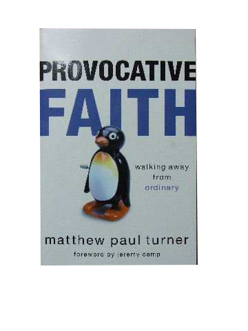 Image for Provocative Faith  Walking Away from Ordinary