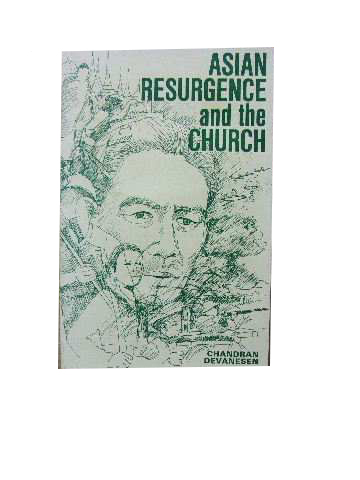 Image for Asian Resurgence and the Church  The Cato Lecture, 1972