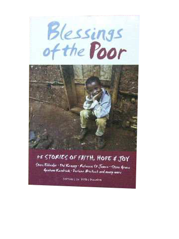 Image for Blessings of the Poor  48 stories of faith, hope, and joy