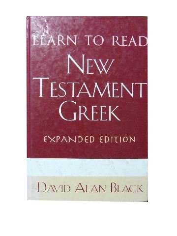 Image for Learn to Read New Testament Greek  A Practical Guide for Students and Pastors