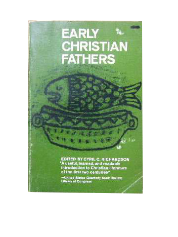 Image for Early Christian Fathers.