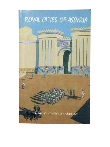 Image for Royal Cities of Assyria.