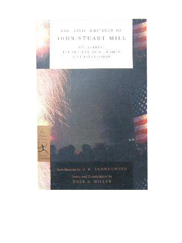Image for The Basic Writings of John Stuart Mill  on Liberty, the Subjection of Women & Utilitarianism