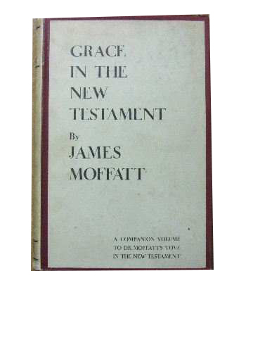 Image for Grace in the New Testament.